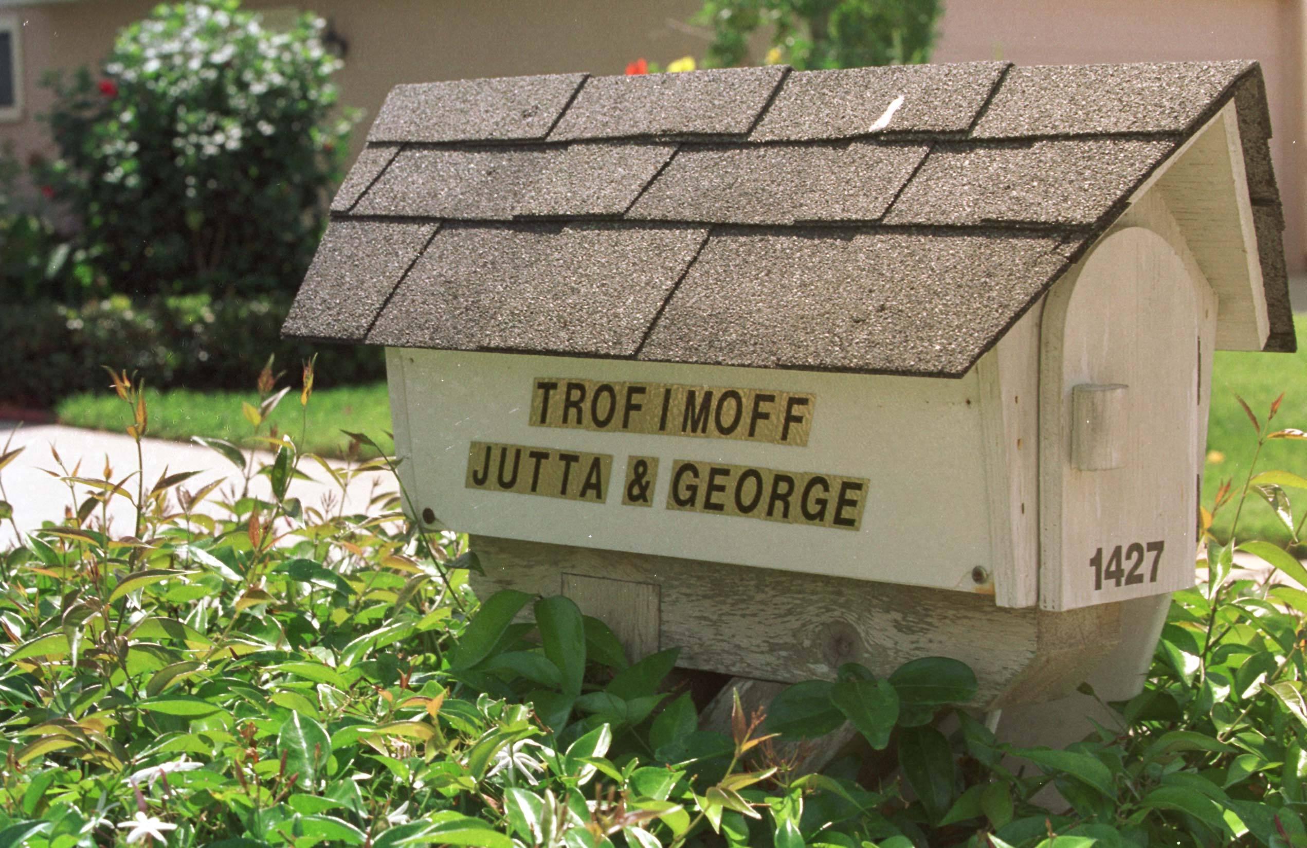 Home of accused Russian spy George Trofimoff