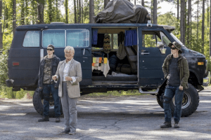 Everything We Know About the Weird New Characters on 'The Walking Dead'