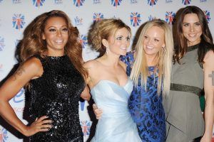 How Did The Other Spice Girls React To Mel B. Revealing She Hooked Up With Geri Halliwell?
