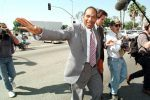 Completely Creepy Things About O.J. Simpson's Relationship With Nicole Brown That You Probably Forgot About