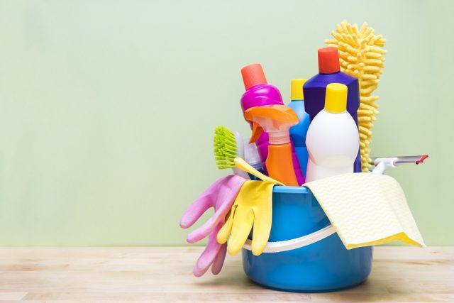 House cleaning product variety