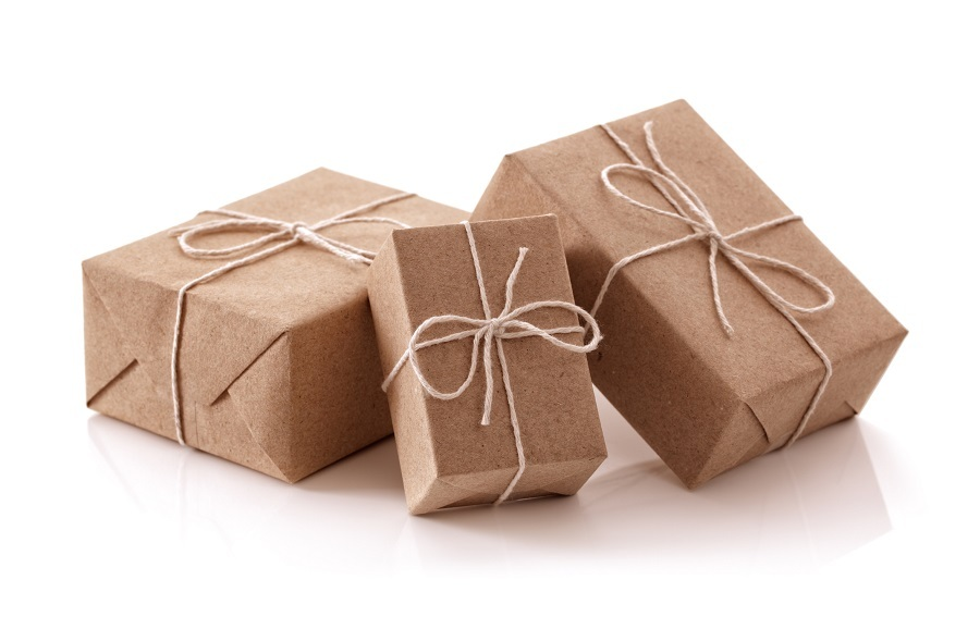 Gift packages wraps