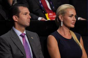 Vanessa Trump and Donald Trump Jr. Actually Hate Each Other's Guts