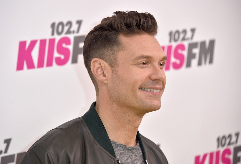CARSON, CA - MAY 13: Ryan Seacrest attends 102.7 KIIS FM's 2017 Wango Tango at StubHub Center on May 13, 2017 in Carson, California. (Photo by Frazer Harrison/Getty Images)