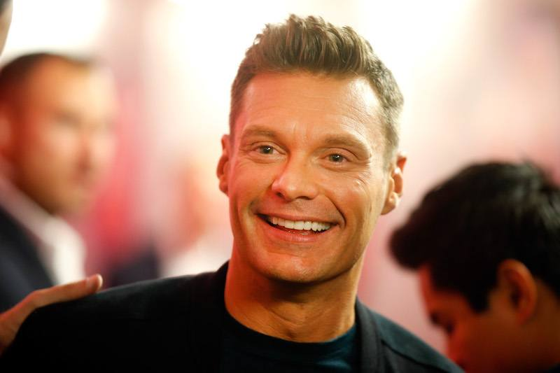 LAS VEGAS, NV - SEPTEMBER 22: Ryan Seacrest attends the 2017 iHeartRadio Music Festival at T-Mobile Arena on September 22, 2017 in Las Vegas, Nevada. (Photo by Isaac Brekken/Getty Images for iHeartMedia)