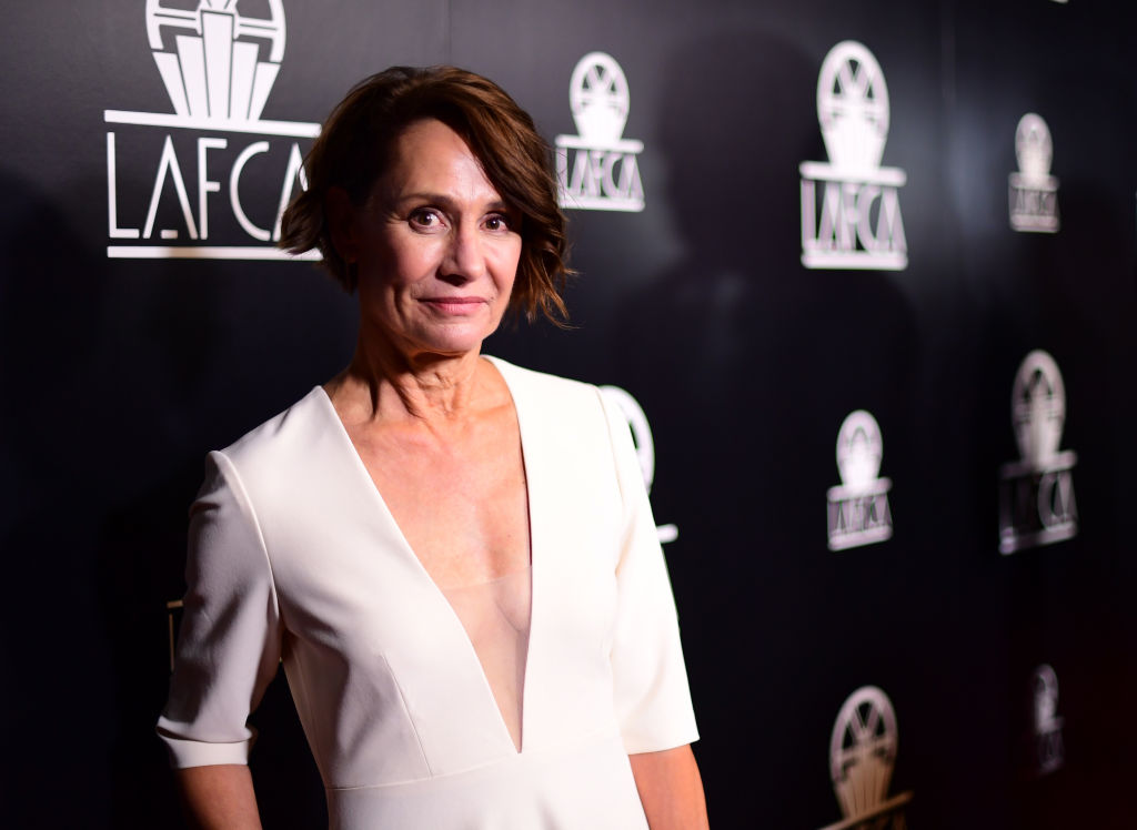 Laurie Metcalf attends the 43rd Annual Los Angeles Film Critics Association Awards on January 13, 2018 in Los Angeles, California.