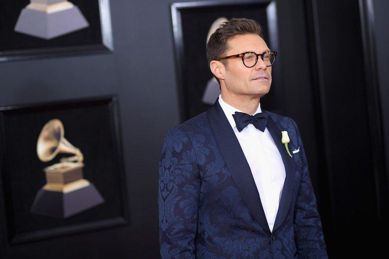 Ryan Seacrest in 2018