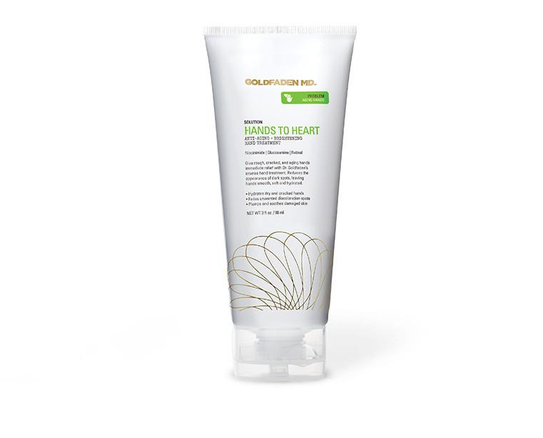 Goldfaden hand lotion