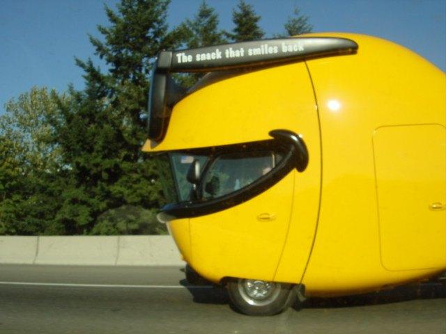 Goldfish car
