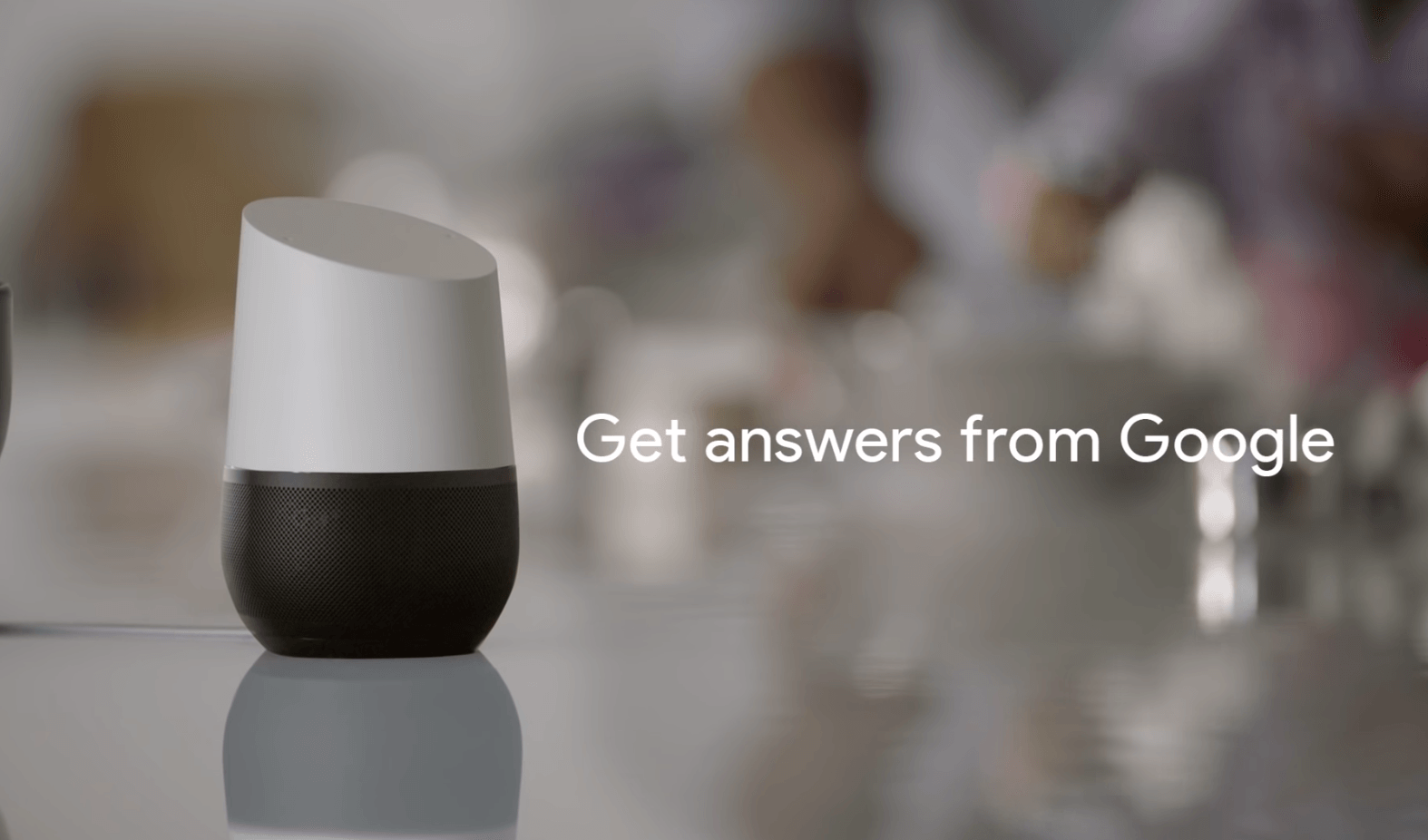 Google home answers