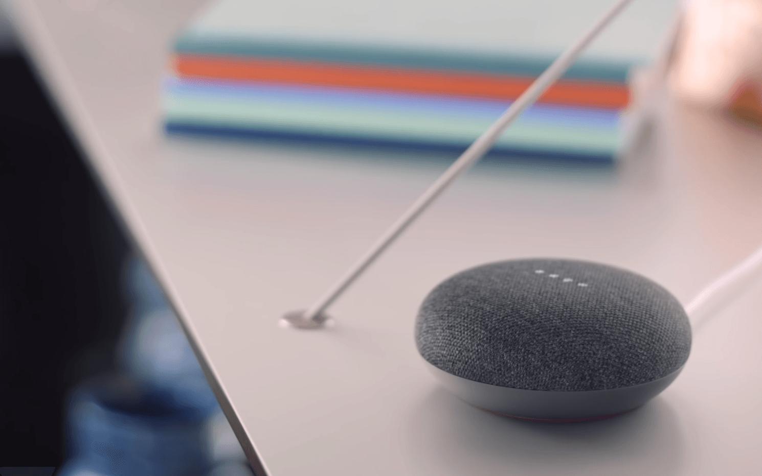 Google home gray