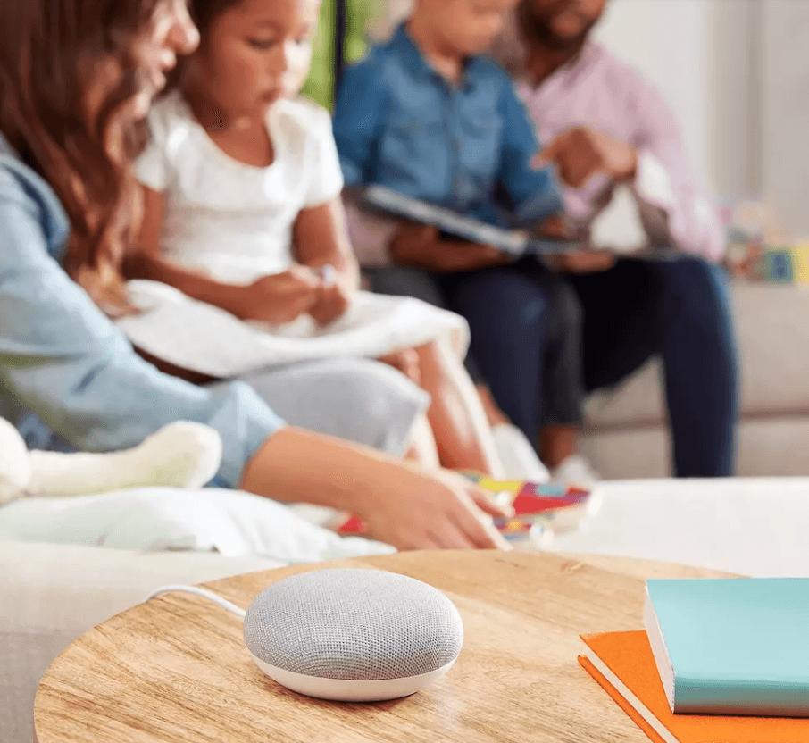 Google home kids