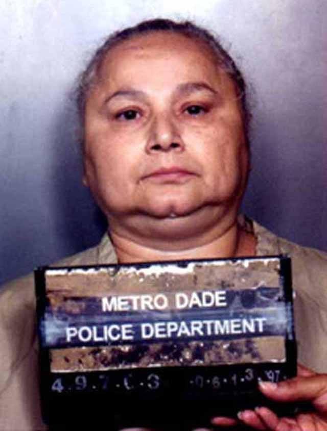 Griselda Blanco mugshot