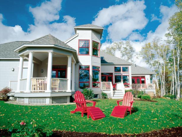 HGTV Dream house 2001