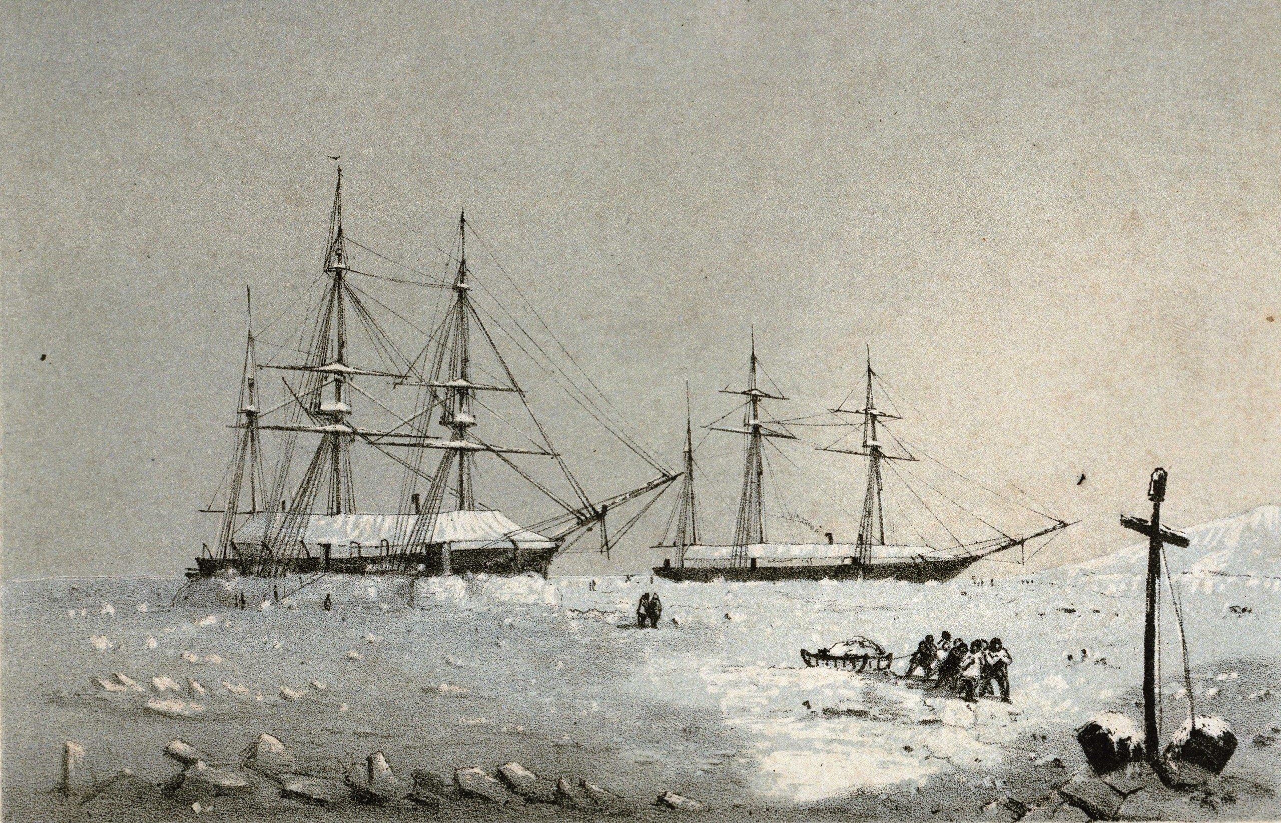 HMS Resolute ship
