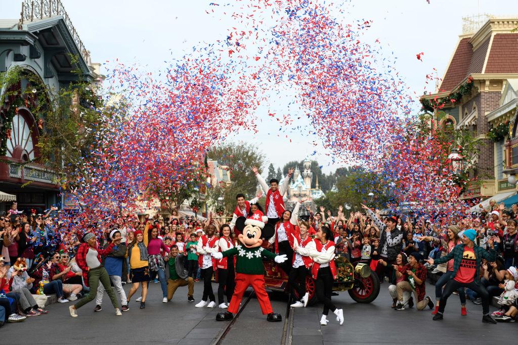 Disney cast members