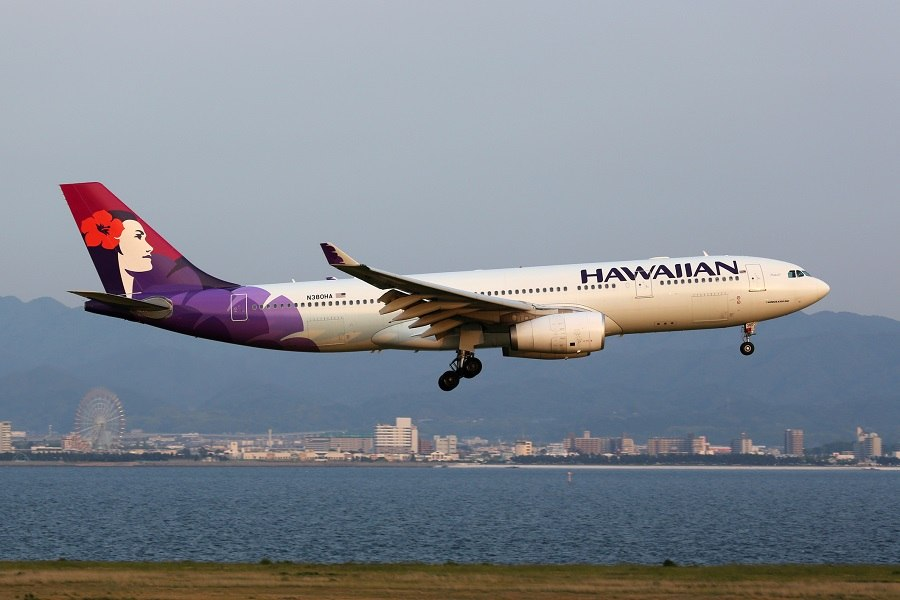 Hawaiian Airlines Airbus