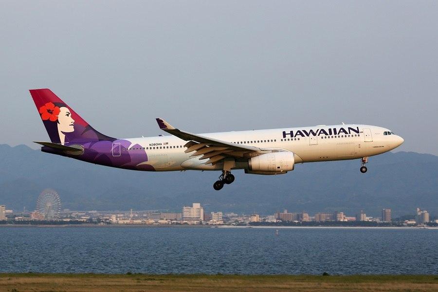 Hawaiian Airlines Airbus