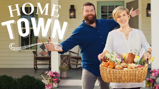 Home Town HGTV ad