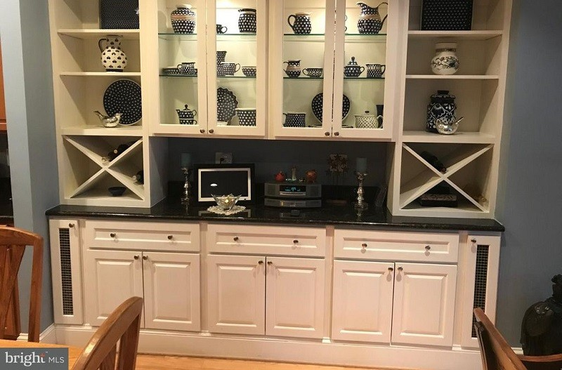 View of cabinets inside Michael Flynn's house for sale