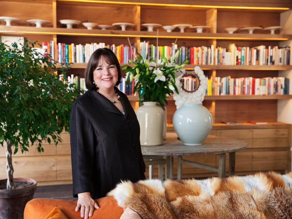 Ina Garten cookbooks