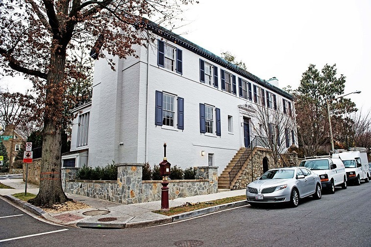 Ivanka Trump's Washington D.C. home