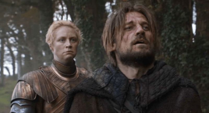 Jaime Lannister in Game of Thrones