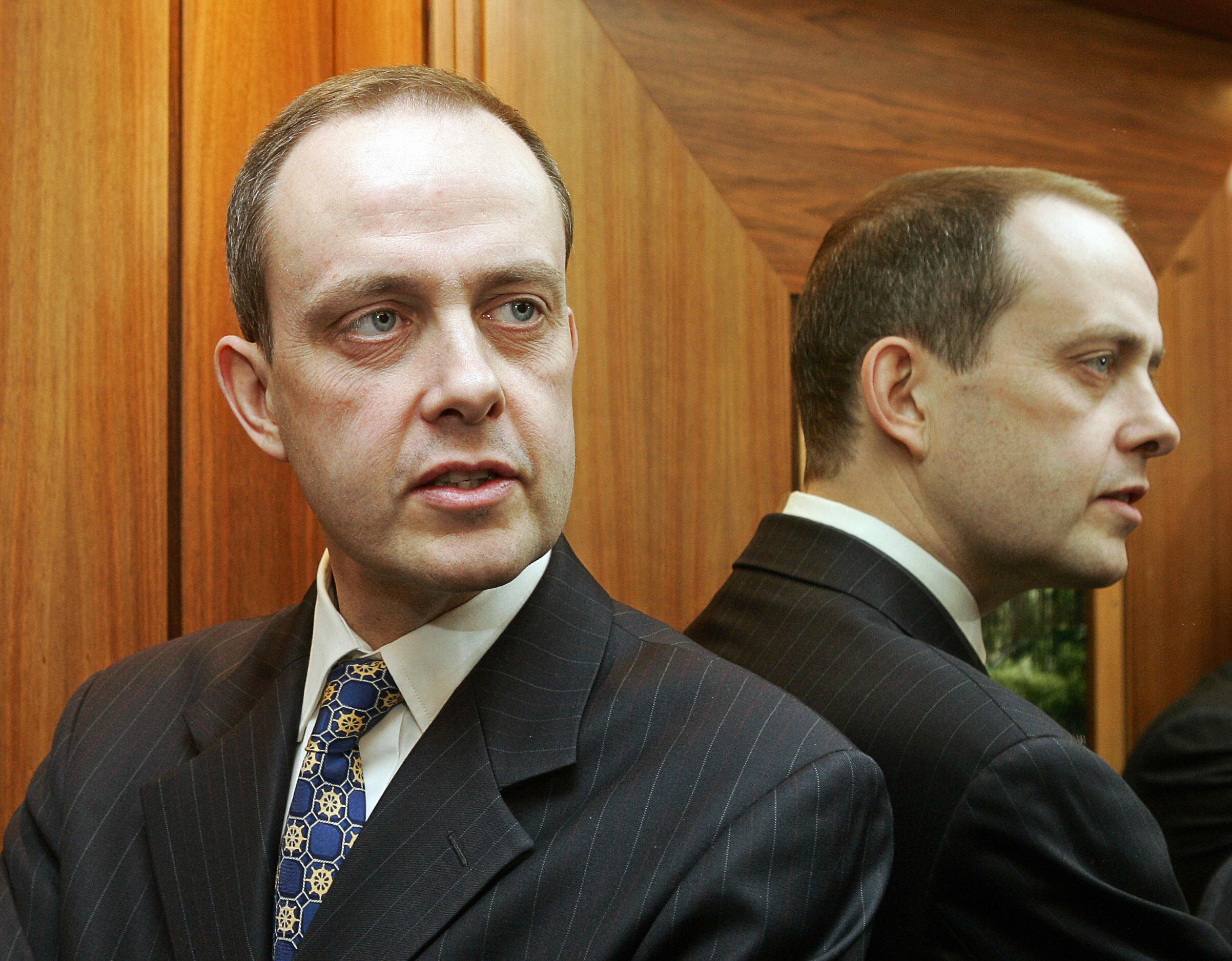 The face of Prince Jean de France, duc d'orleans