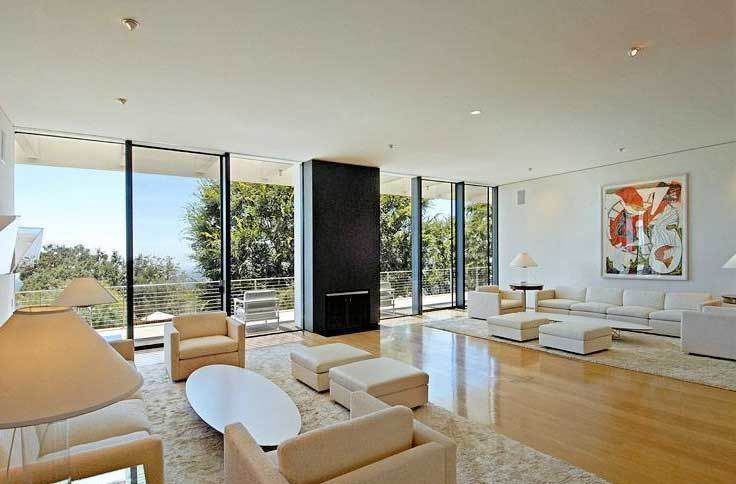 Jennifer Aniston Belair home