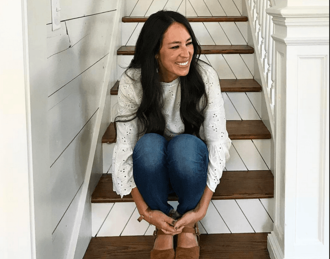 joanna gaines says this is renovation project 39 sits in her. Black Bedroom Furniture Sets. Home Design Ideas