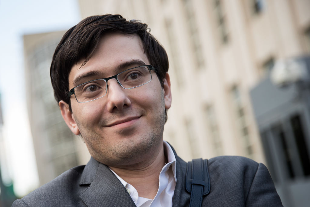 Former pharmaceutical executive Martin Shkreli departs the U.S. District Court for the Eastern District of New York