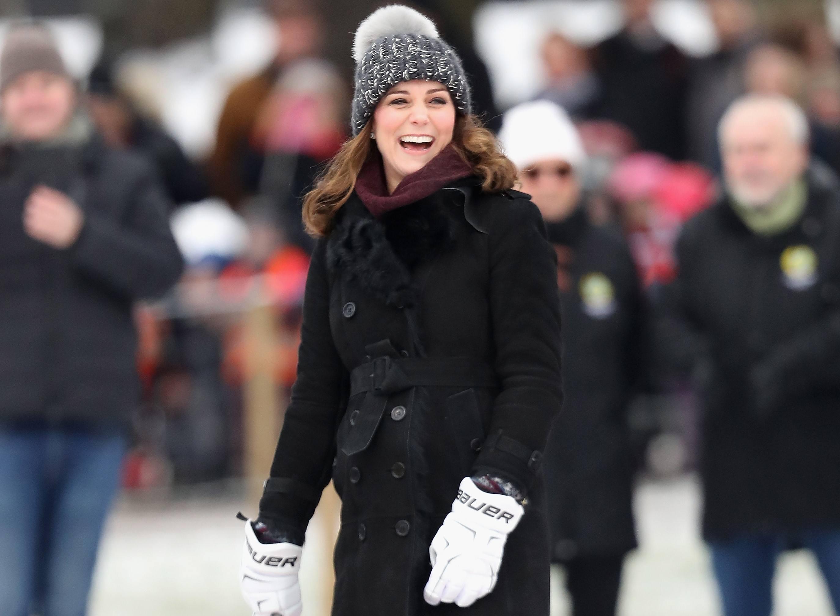 Kate Middleton in Sweden