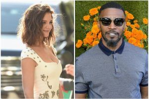 Katie Holmes and Jamie Foxx Relationship Heats Up as They Vacation In Miami