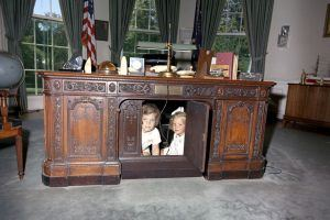 Secrets of the Oval Office's Resolute Desk, Used by Every President Since Carter