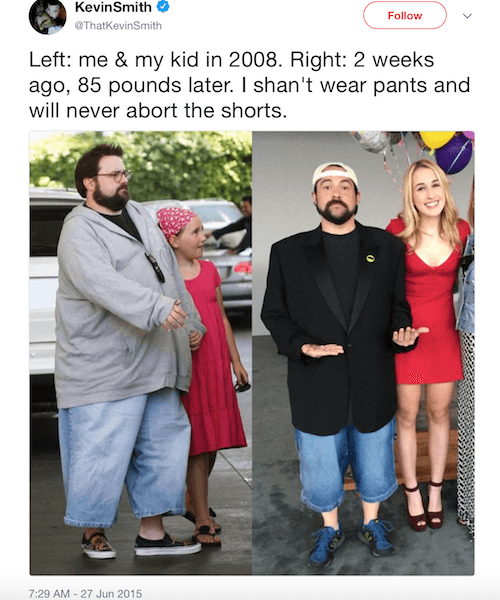 Kevin Smith's collage.