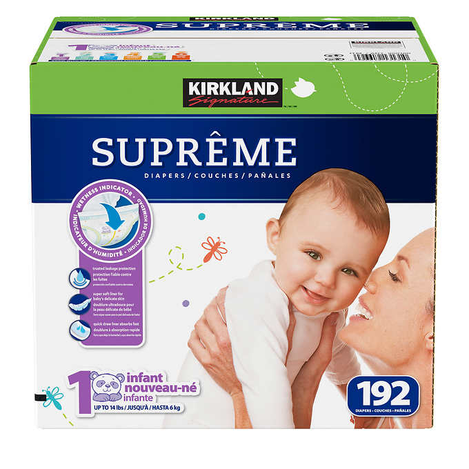 Kirkland diapers