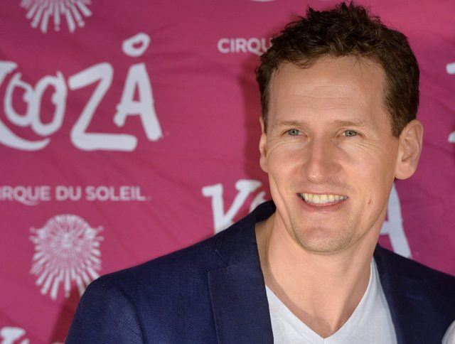 "Brendan Cole attends the VIP performance of ""Kooza"" by Cirque Du Soleil at Royal Albert Hall"
