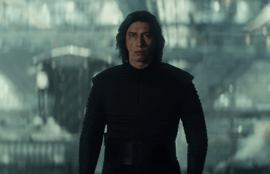 Does Kylo Ren have feelings for Rey?