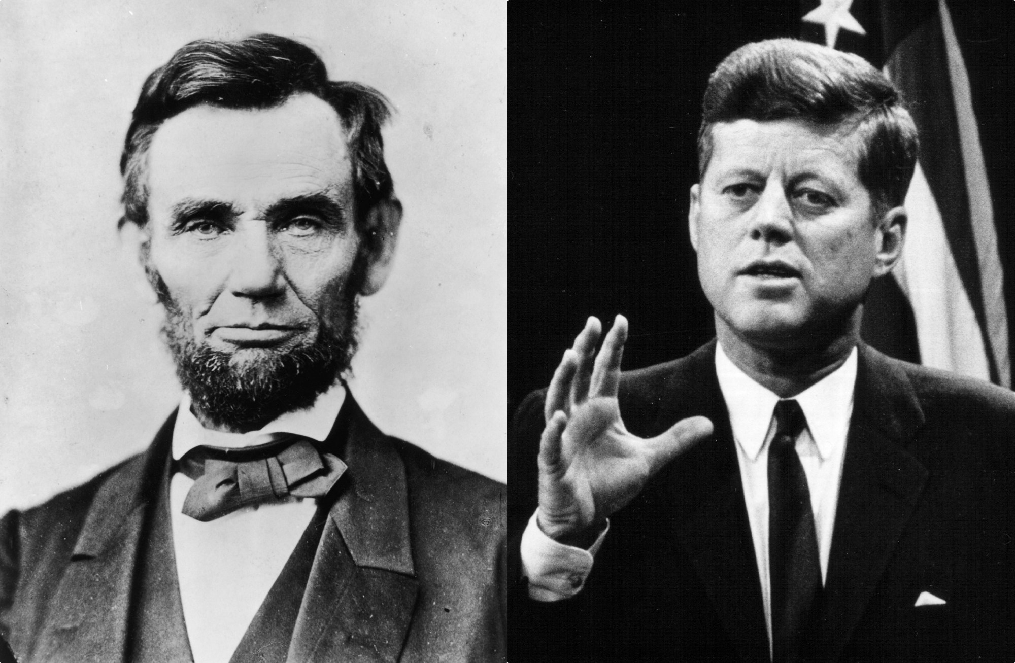 coincidences between lincoln and kennedy