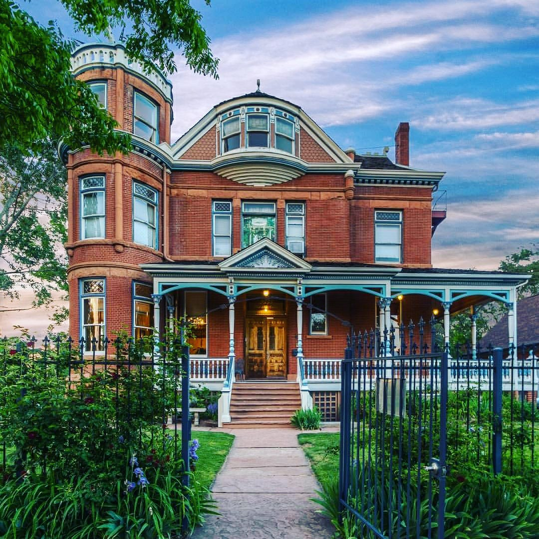 Lumber Baron Inn and Gardens colorado
