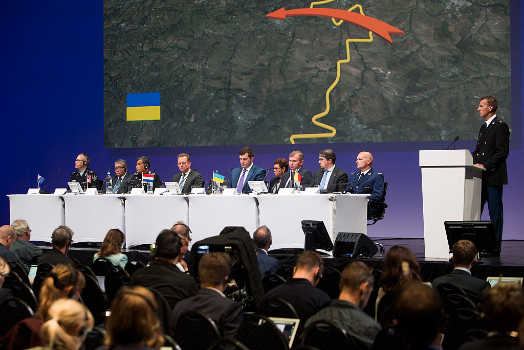 Investigation Teams Delivers Initial Report On MH17 Crash Findings