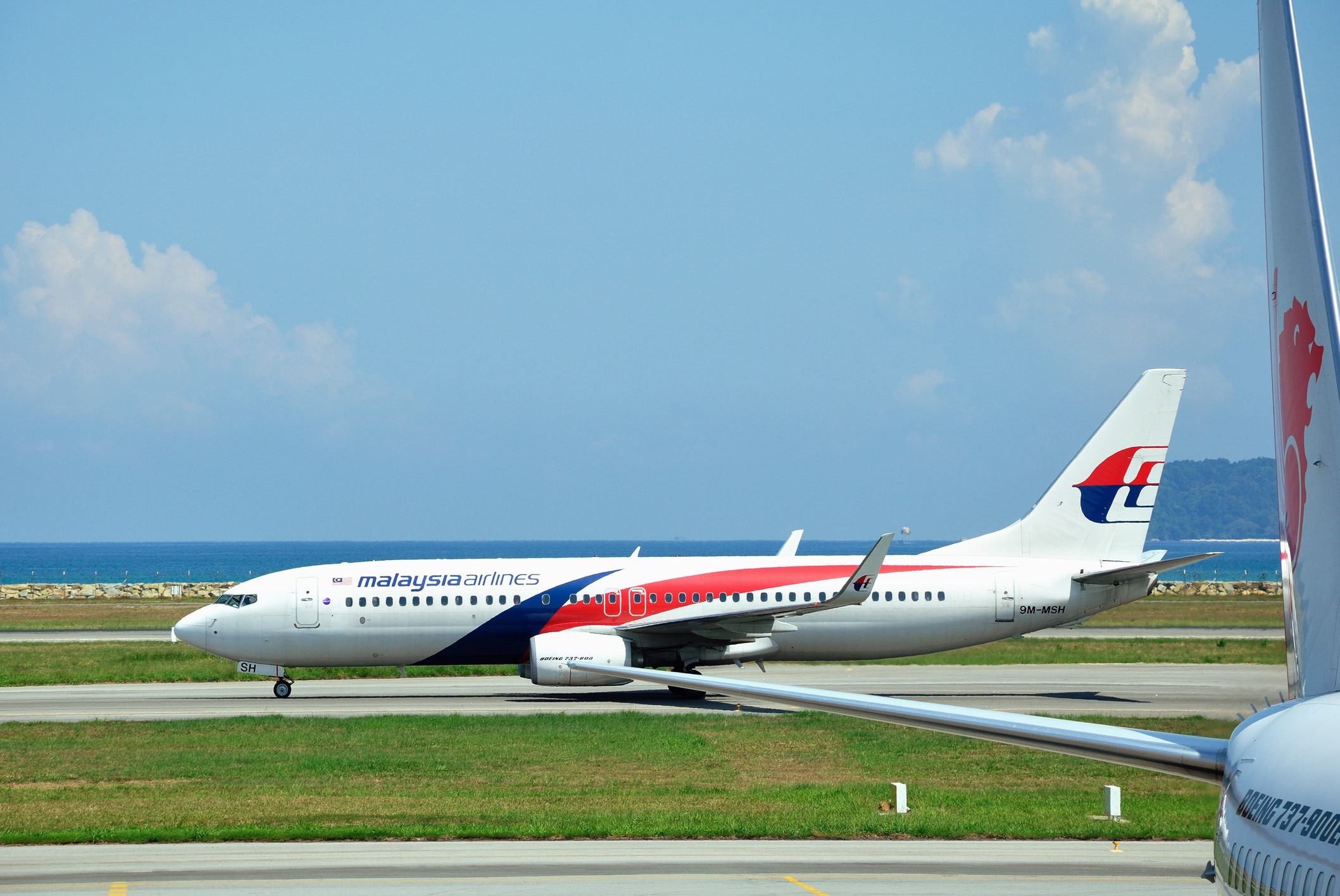Malaysia Airlines Berhad airplane
