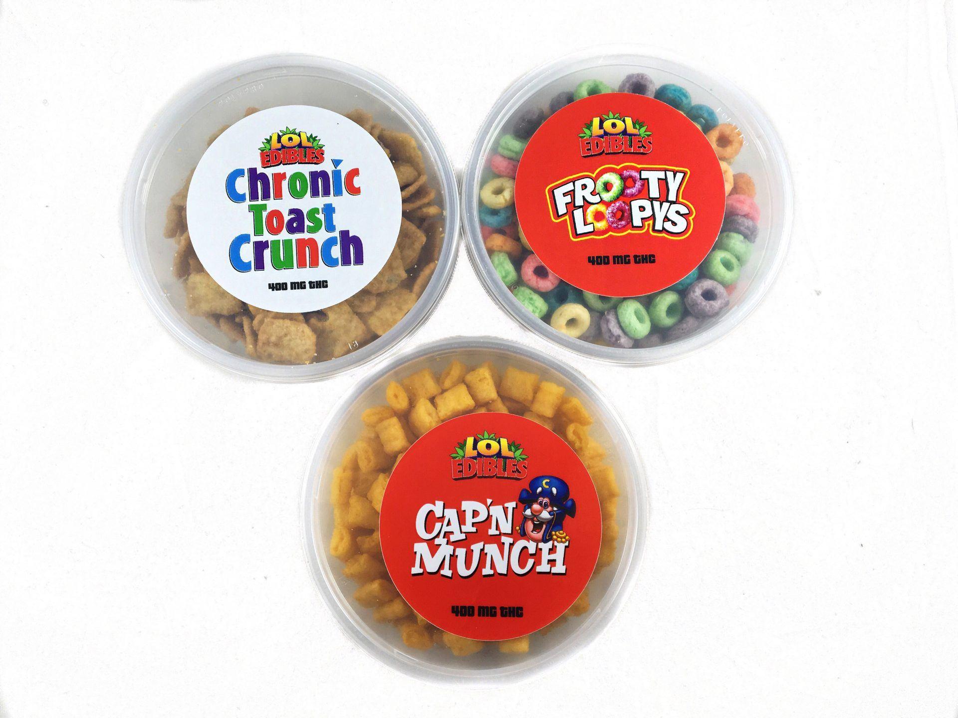 Marijuana cereal