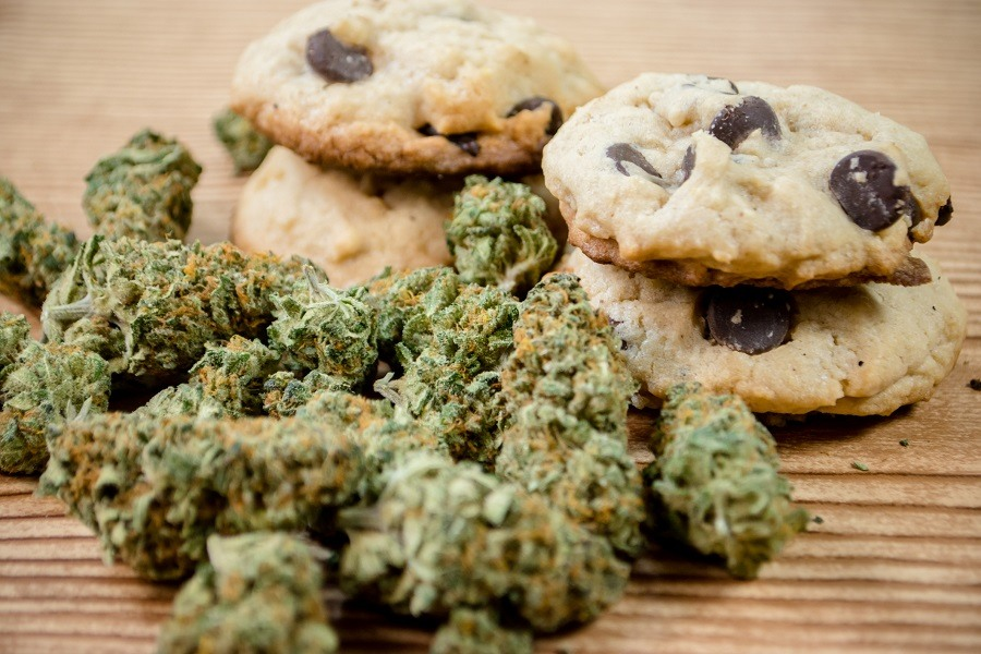 edibles and munchies.