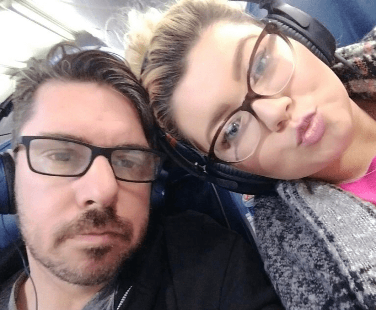 Matt Baier and Amber Portwood
