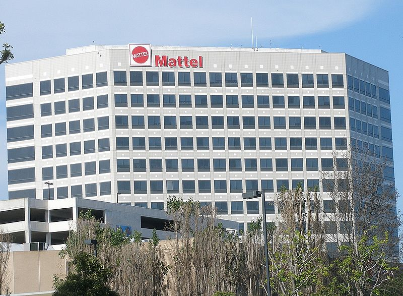 Mattel headquarters
