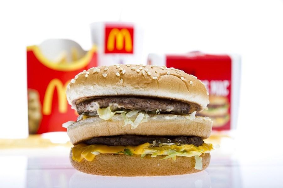 McDonalds Big Mac