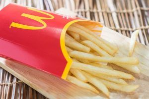 McDonald's French Fries Aren't Considered Vegan, Here's Why