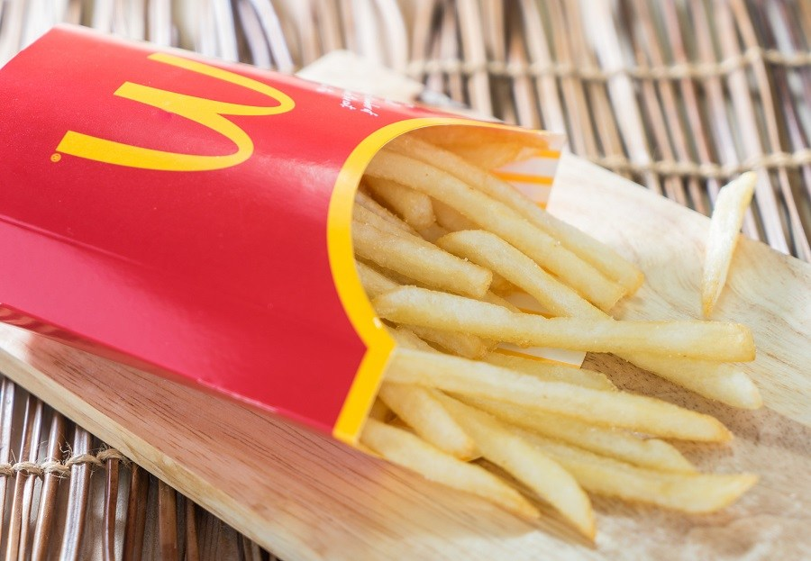 Mc Donalds French Fries