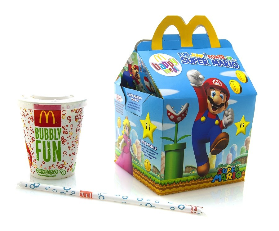 McDonald's Happy Meal toys end up being worthless collectibles